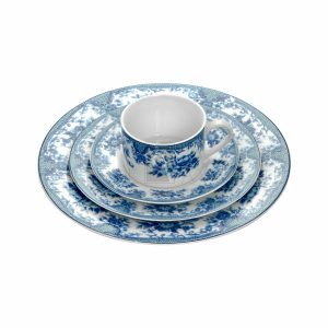 Blue Design China Set