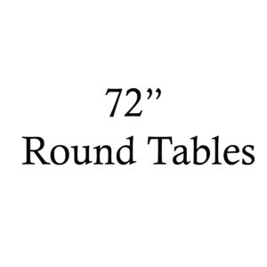 """132"""" Round Tablecloth"""
